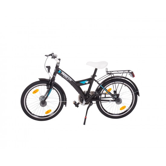 "Велосипед 18"" SPORT Black Matt"