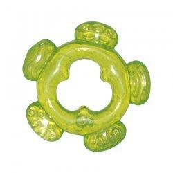 Lorelli Baby care, Teether Flower - Гризалка, Цвят: Зелен