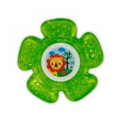 Lorelli Teether Zoo - Гризалка ZOO, Цвят: Зелен