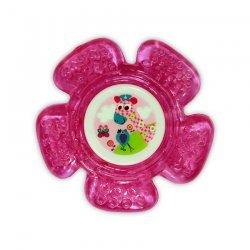 Lorelli Teether Zoo - Гризалка ZOO, Цвят: Розов