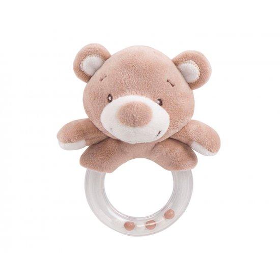 Kikka Boo, Bear Boo - Дрънкалка Мече, Цвят: Беж