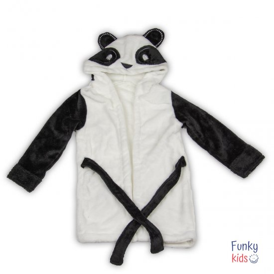 """Детски халат """"Панда"""""""