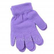 Детски ръкавици лилави