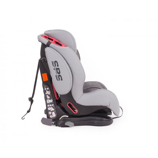 Стол за кола 1-2-3 (9-36 кг) Major Grey