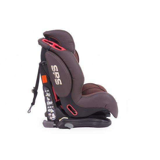 Стол за кола 1-2-3 (9-36 кг) Major Brown