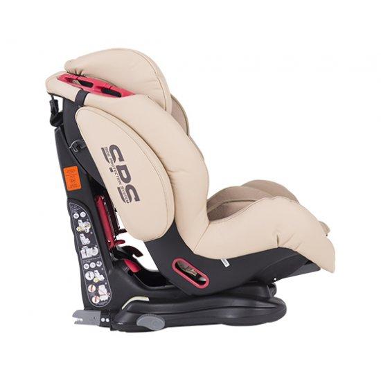 Стол за кола 1-2-3 (9-36 кг) Major Beige