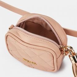 Abel & Lula модерна малка чанта в цвят пудра
