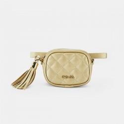 Abel & Lula модерна малка чанта в цвят шампанско