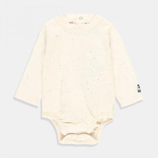 Бебешки гащеризон Boboli за бебе момче в антрацит