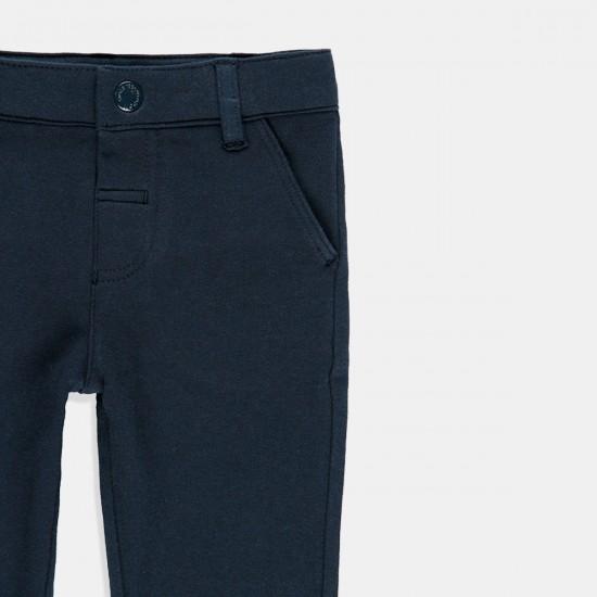 Boboli Панталон за момче в тъмно син цвят