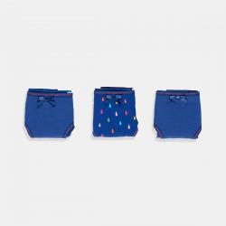 Сет от три броя бикини Boboli в синьо
