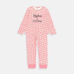 Пижама за момиче в розово Boboli