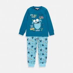 Пижама Boboli за момче в тъмно синьо