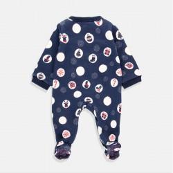 Пижама Boboli за бебе момче в тъмно синьо