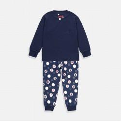Пижама  Boboli в тъмно синьо