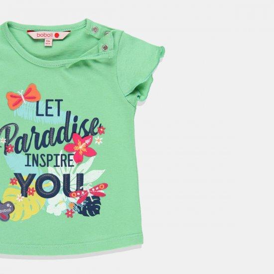 "Тениска ""Let Paradise inspire you"""