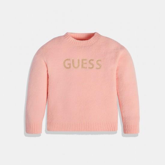 Розова блуза GUESS