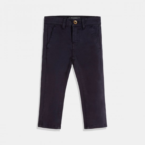 Стилен син панталон GUESS за момче