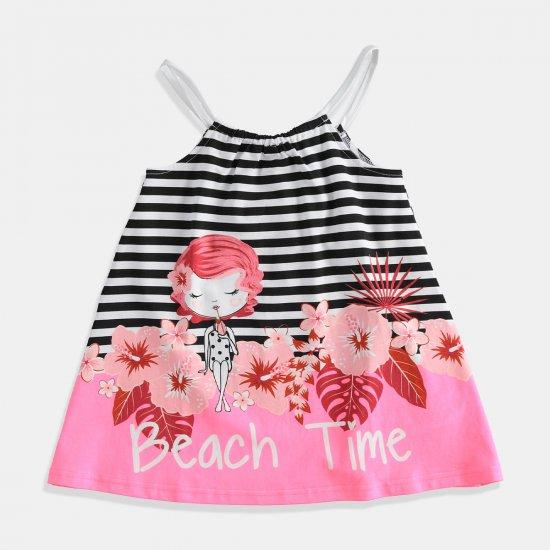 Плажна детска рокля i DO