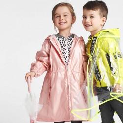 iDO Противовятърно яке за момиче