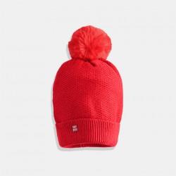 Червена шапка iDO
