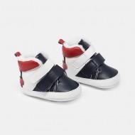Обувки iDO в синьо/червено/бяло