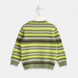 iDO блуза за момче в зелена гама