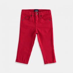 Червен дънков панталон iDO за момче