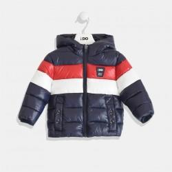 iDO яке за момче в червено/синьо/бяло