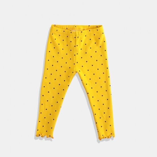 iDO комплект за момиче в синьо и жълто