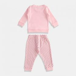 iDO пижама в розово с коте