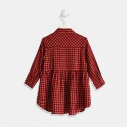 Червена риза iDO каре