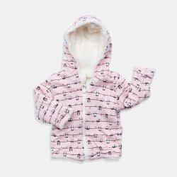 Двулицево бебeшко яке