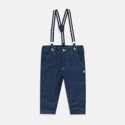 Дълъг панталон с тиранти