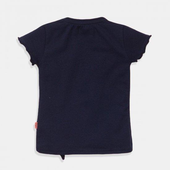 Тениска в синьо WoW