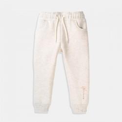 Minoti спортен панталон в цвят мрамор за момиче