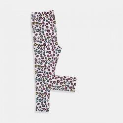 Minoti клин с разноцветна леопардова шарка