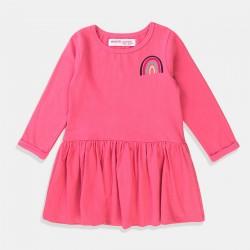Розова рокля Minoti дъга