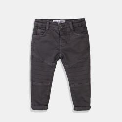 Minoti дънков панталон в сиво за момче