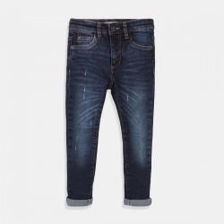 Minoti дънки в син деним за момче