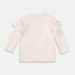 Бяла блуза Minoti с хърбали