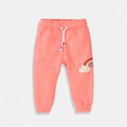 Minoti спортен панталон в коралово за момиче