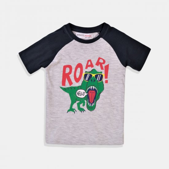 Детска тениска за момче Динозавър