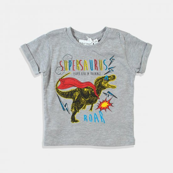 Бебешка тениска Supersaurus