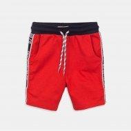 Къси панталони в червено DJ DUTCHJEANS
