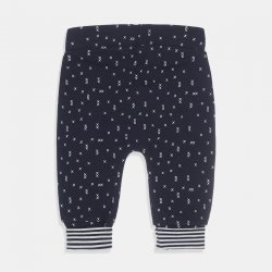 "Панталон в синьо ""Bio Organic"""