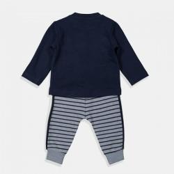 Dirkje комплект за момче в синьо