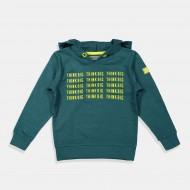 DJ Dutchjeans блуза в зелено за момче