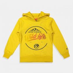 DJ Dutchjeans блуза в жълто за момче