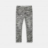 DJ Dutchjeans дънки в принт зебра